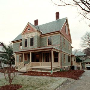 <p>This Old House TV's Watertown project</p>