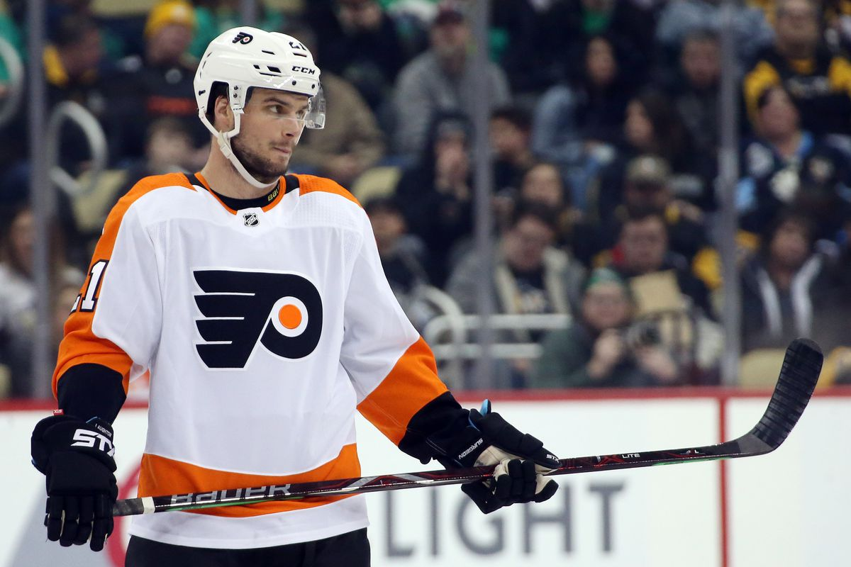 0f90ee6e The Flyers could have one of the best 4th lines in hockey - Broad ...