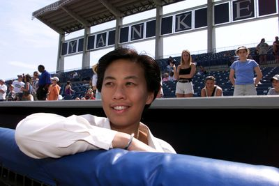 Kim Ng, New York Yankees' vice president and assistant gener