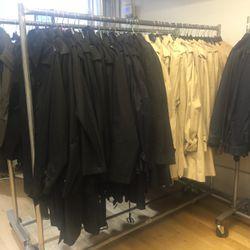 Men's coats, 265