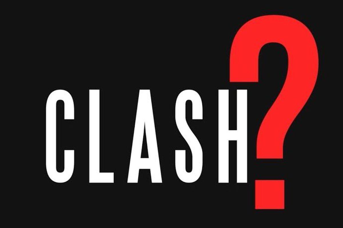 "Chip's ""Clash?"" artwork"