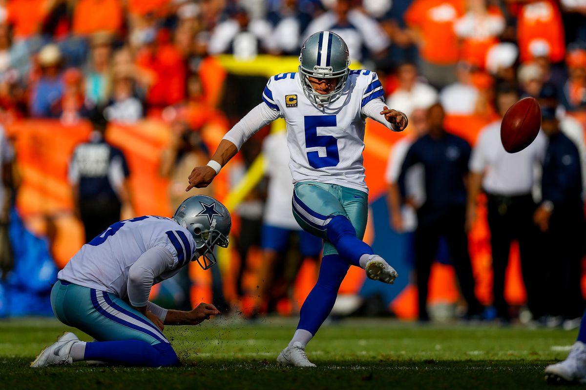 Is Cowboys Kicker Dan Bailey The Best Player On The Team Sbnation Com