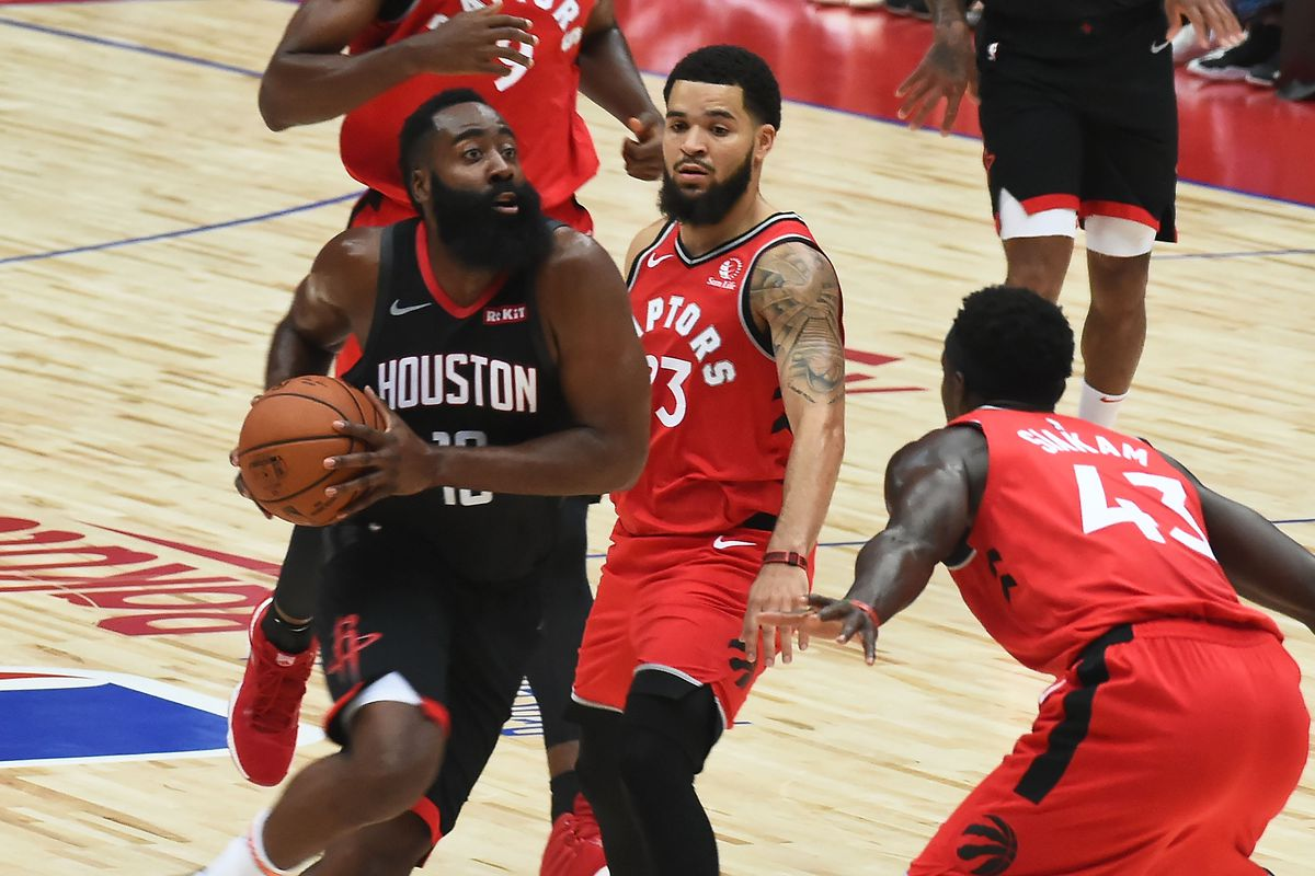Toronto Raptors Avs Houston Rockets Preview Start Time
