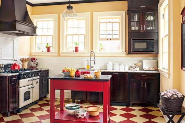 Create An English Cottage Kitchen This Old House