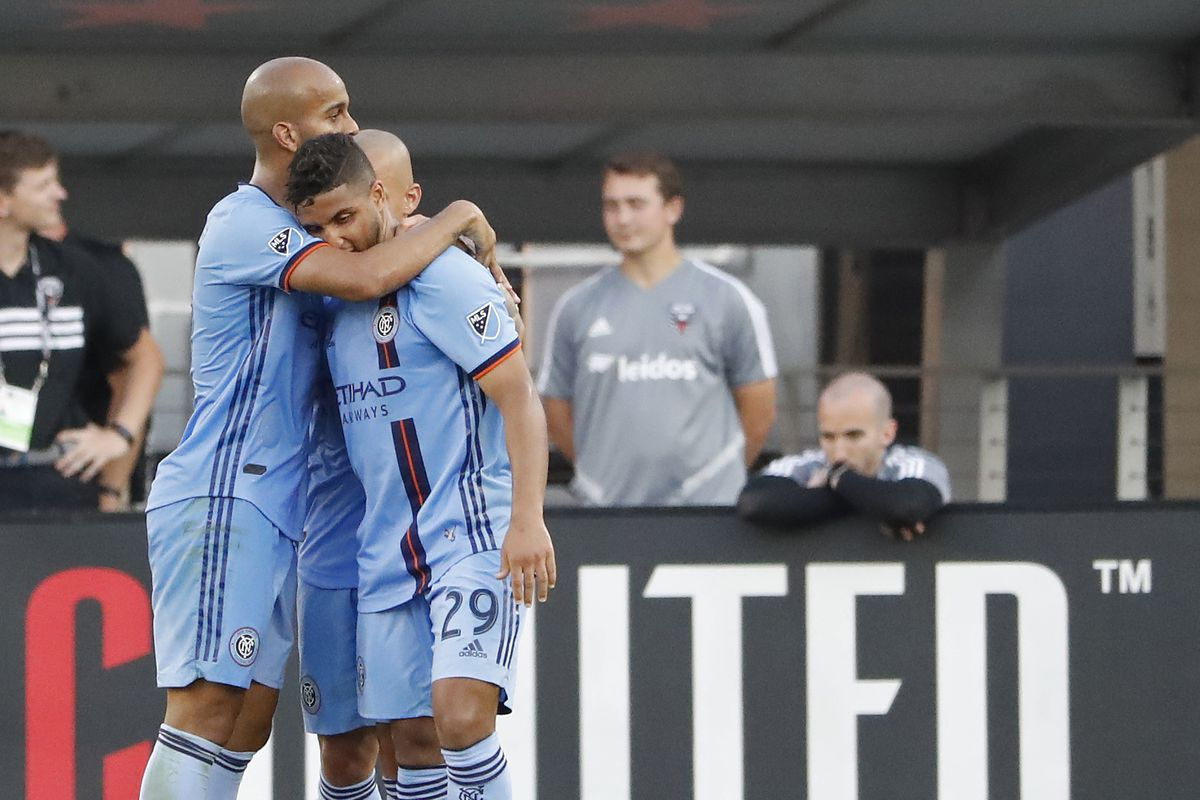 MLS: U.S. Open Cup-NYC FC at D.C. United