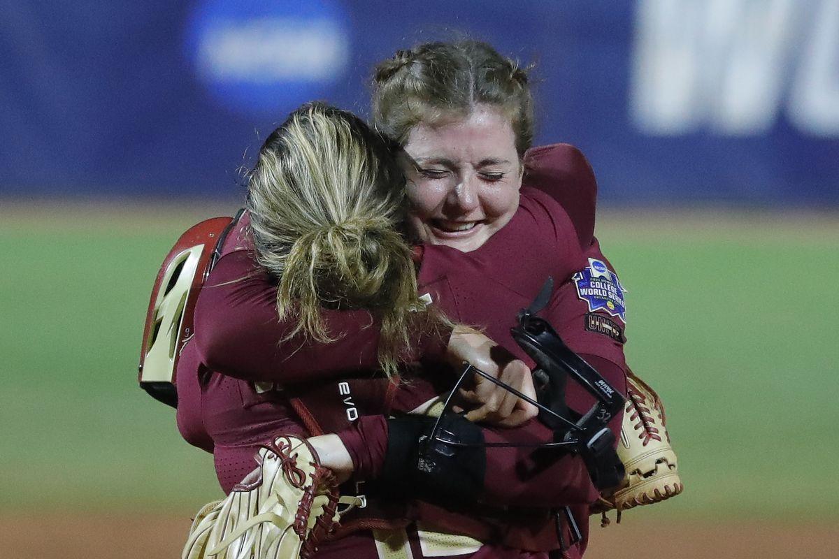 NCAA Softball: Women's College World Series