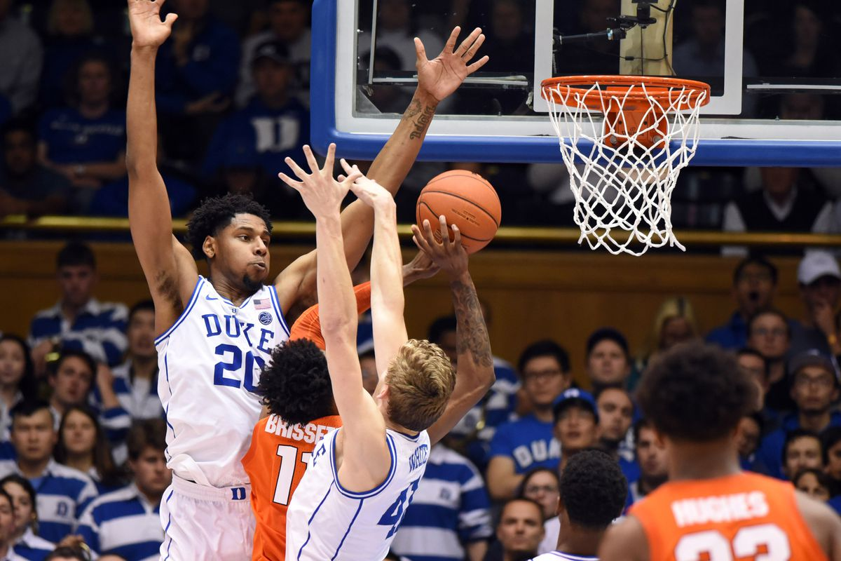 Syracuse Basketball Vs Duke Tniaam Predictions Poll Troy Nunes