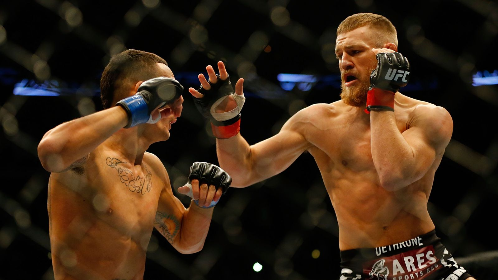 Holloway: '2015 champ' McGregor should beg to fight me