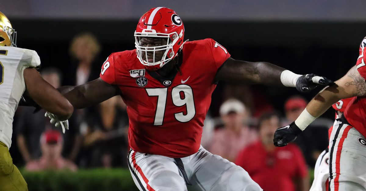 Isaiah Wilson is an enormous man with a high ceiling