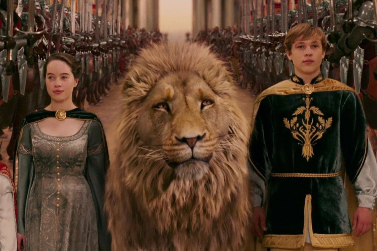 Netflix Working On New Chronicles Of Narnia Series And Films Polygon