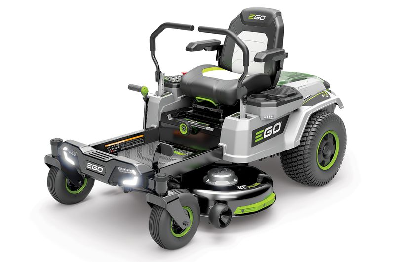 Summer 2021, What's New, riding lawnmower