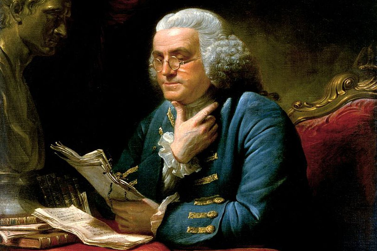 the way to wealth was an essay franklin wrote for Money and career advice from benjamin franklin's way almanac and wrote the way to wealth in this essay, franklin took on the role the art of manliness.