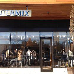 Photos courtesy of Intermix