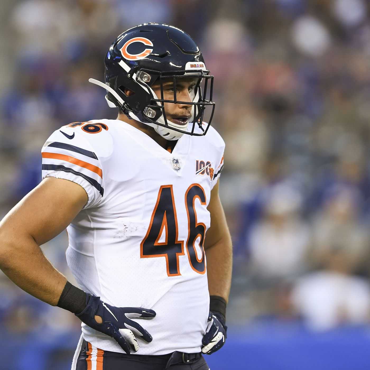 the best attitude 2c2d7 fe978 Three takeaways from Bears-Giants: Have the Bears found a ...