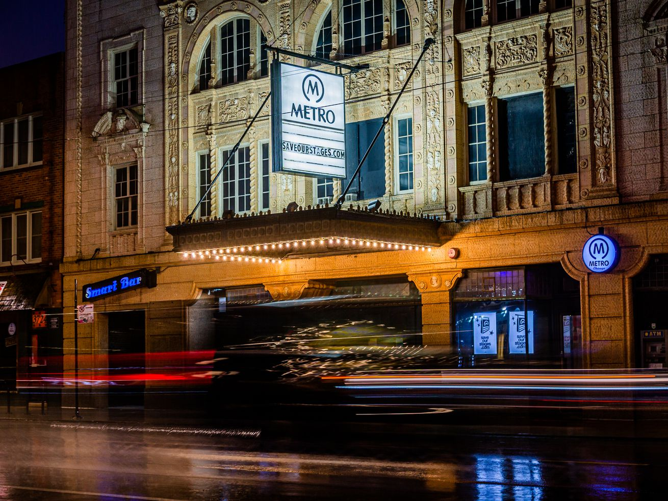 Chicago's iconic Metro is among the music venues that will benefit from the Save Our Stages Act.