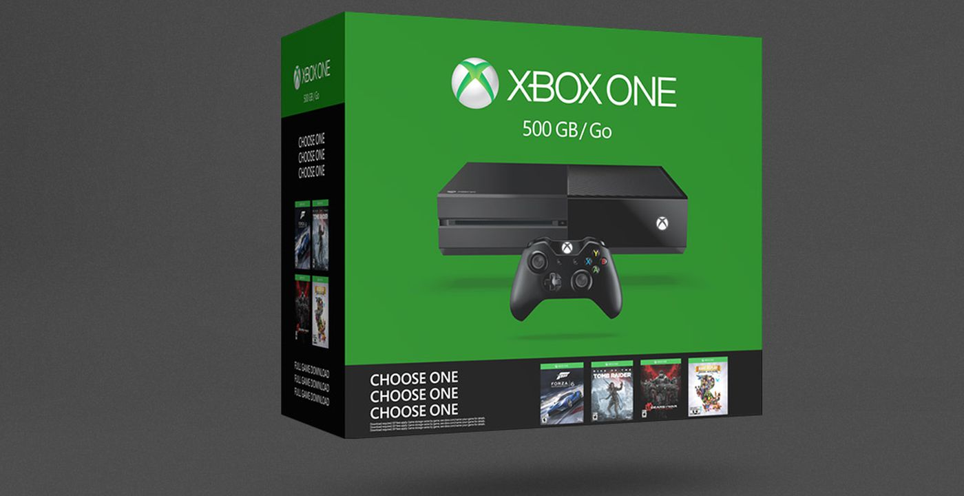 Xbox One Price Drops Again To 279 The Verge