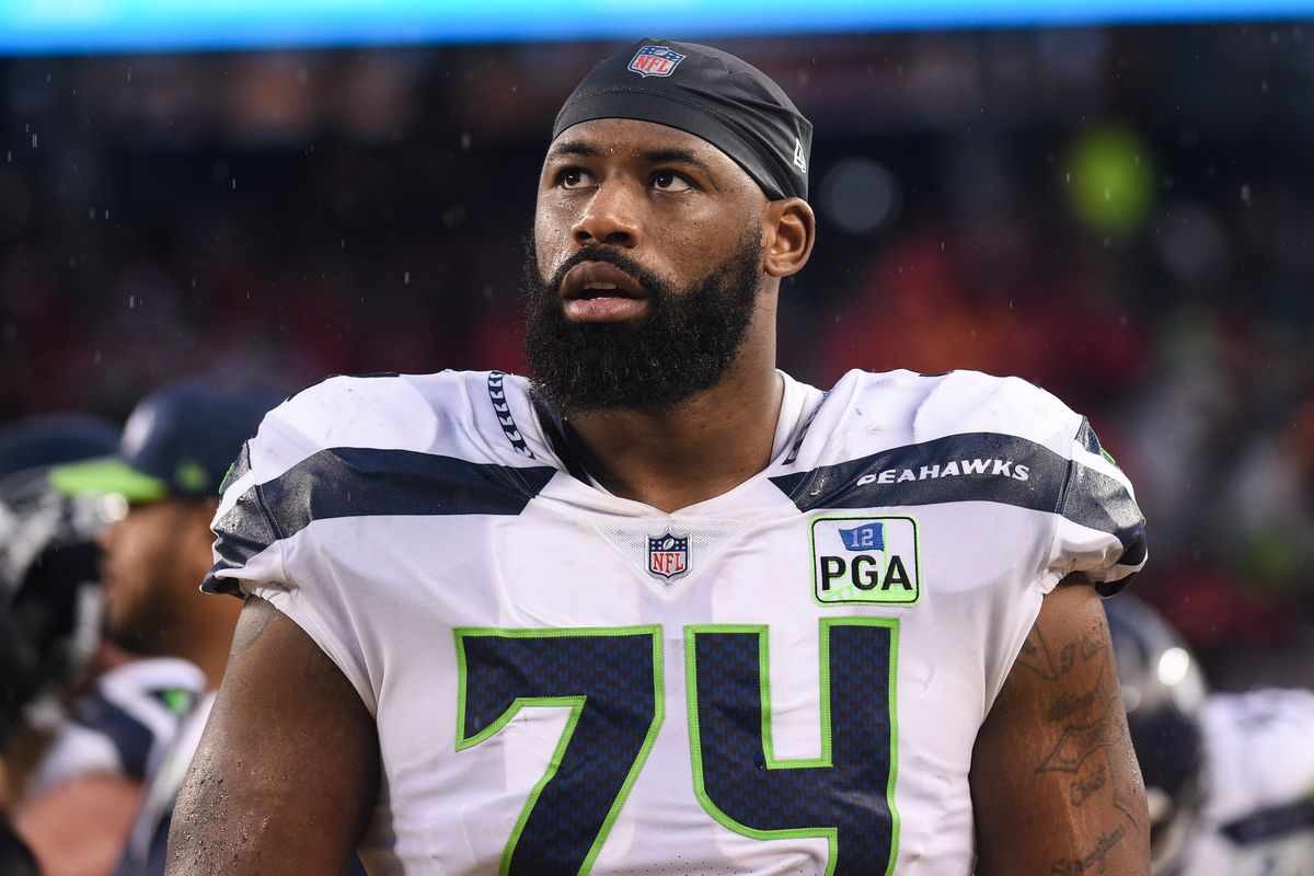 Pete Carroll says Seahawks T George Fant suffered legit ankle sprain