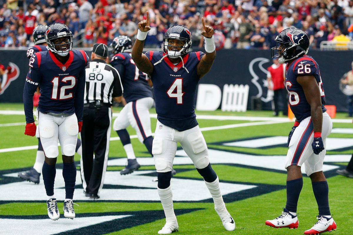 88ce112351c Deshaun Watson Has Turned the Houston Texans Into an AFC Contender ...