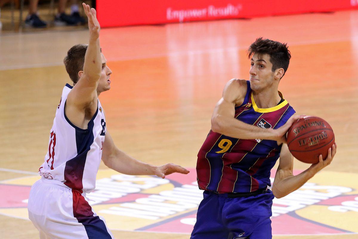 Barcelona v Baxi Manresa - Semifinal Catalan Basketball League