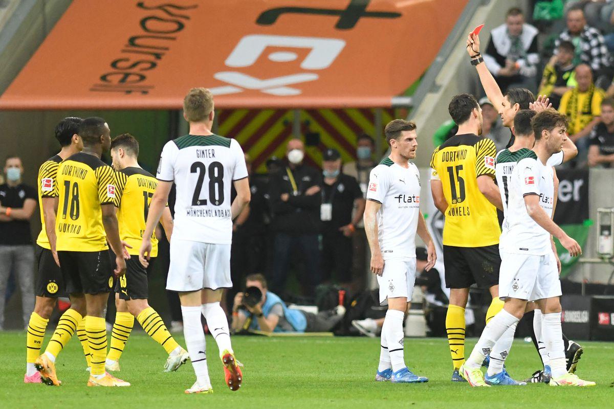 Bor. Mönchengladbach - Borussia Dortmund