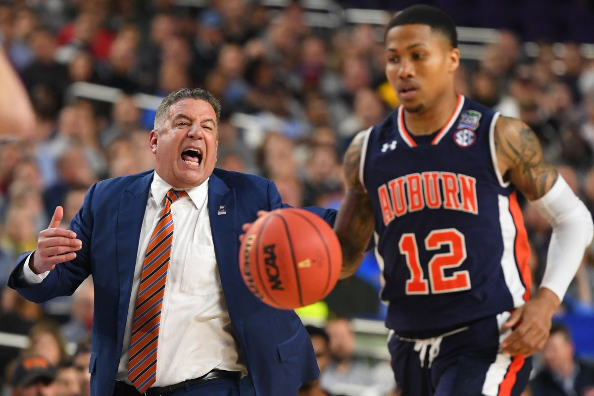Auburn Tigers Basketball Preview Bruce Pearl Builds Off A