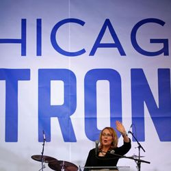 Former Arizona Congresswoman Gabrielle Giffords | Jim Young/Getty Images
