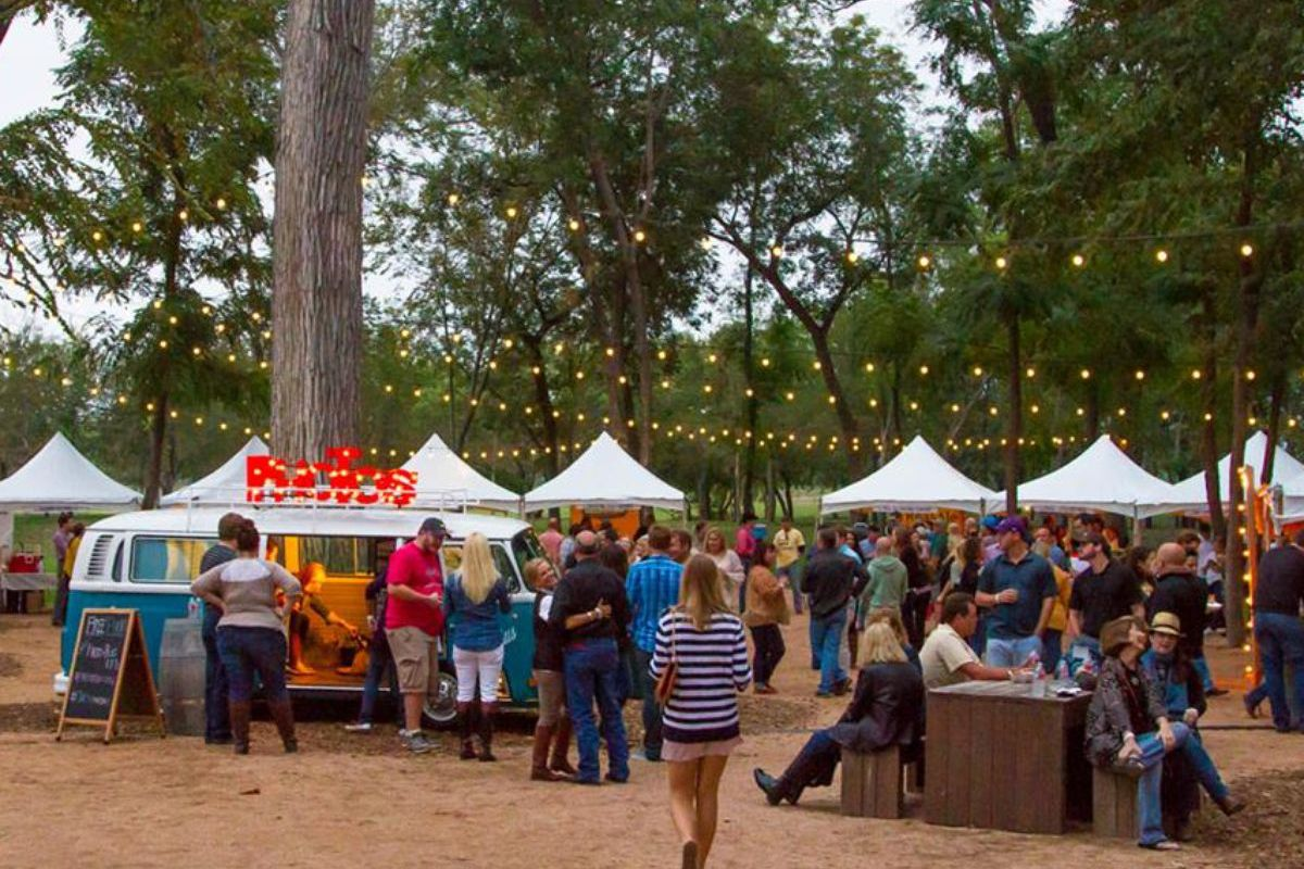 FWF&WF's Tacos and Taps event last October.