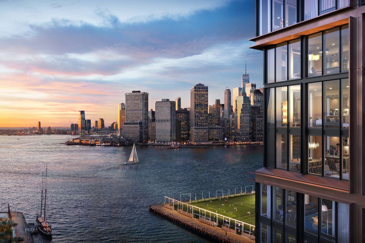 Brooklyn Bridge Park S Pier 6 Condo Will Launch From 1 9m