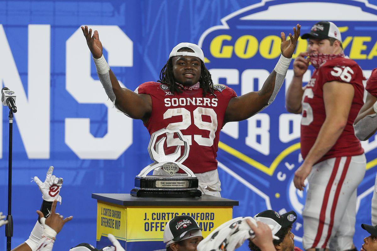 COLLEGE FOOTBALL: DEC 30 Goodyear Cotton Bowl - Florida v Oklahoma
