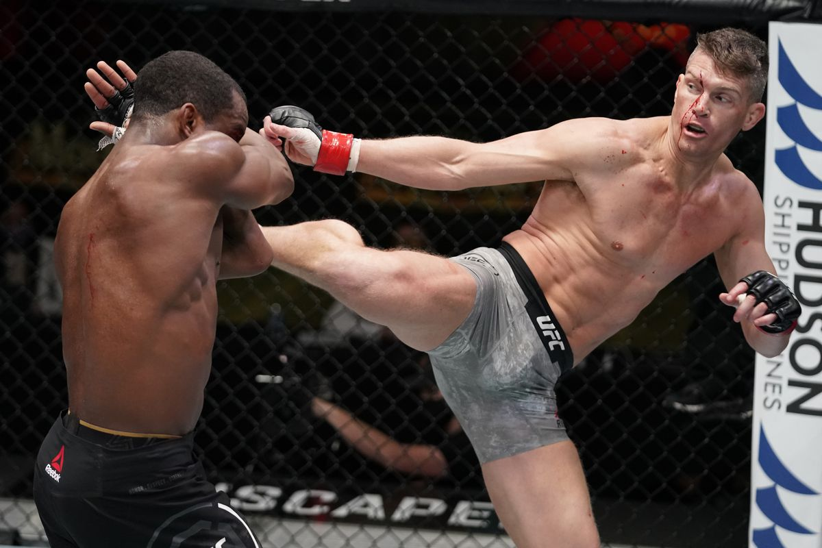 Stephen Thompson Puts On Master Class Opposite Geoff Neal Ufc Vegas 17 Mmamania Com