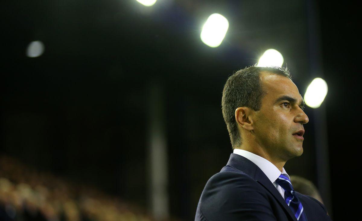 Soccer : Barclays Premier League - Everton v Newcastle United