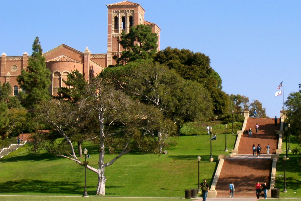 UCLA, Home of Champions and Proudly My Alma Mater