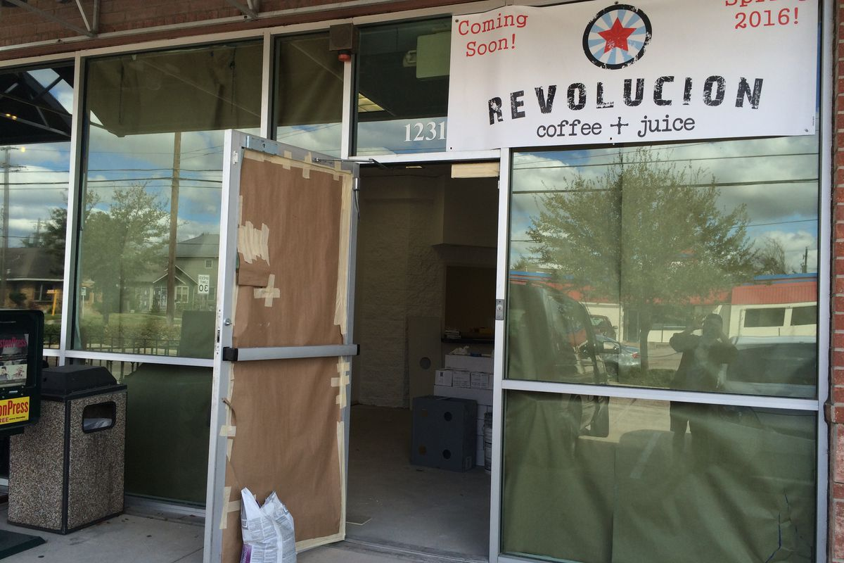 Revolucion lands in The Heights very, very soon.