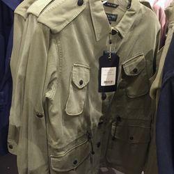 Olive Ohara jacket, $250
