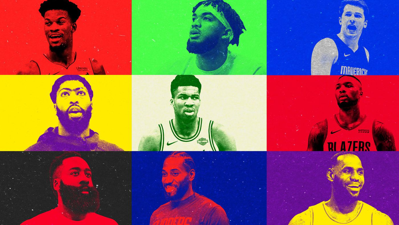 The Top 25 NBA Players of the First 25ish Games