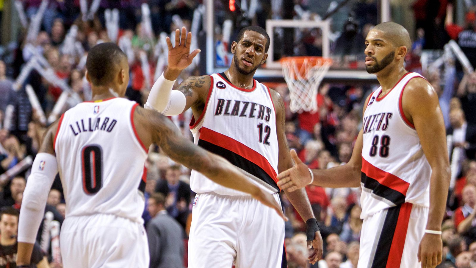 Blazers Vs. Pelicans Final Score 99-90; Portland Rolls Past New Orleans In The Final Quarter ...