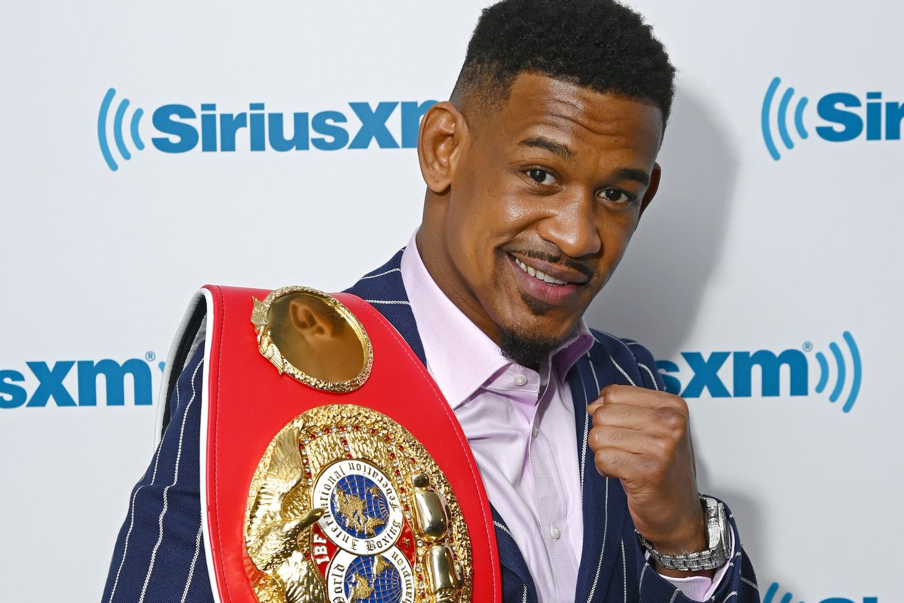 1132684084.jpg.0 - Jacobs: I'm the best middleweight in the world