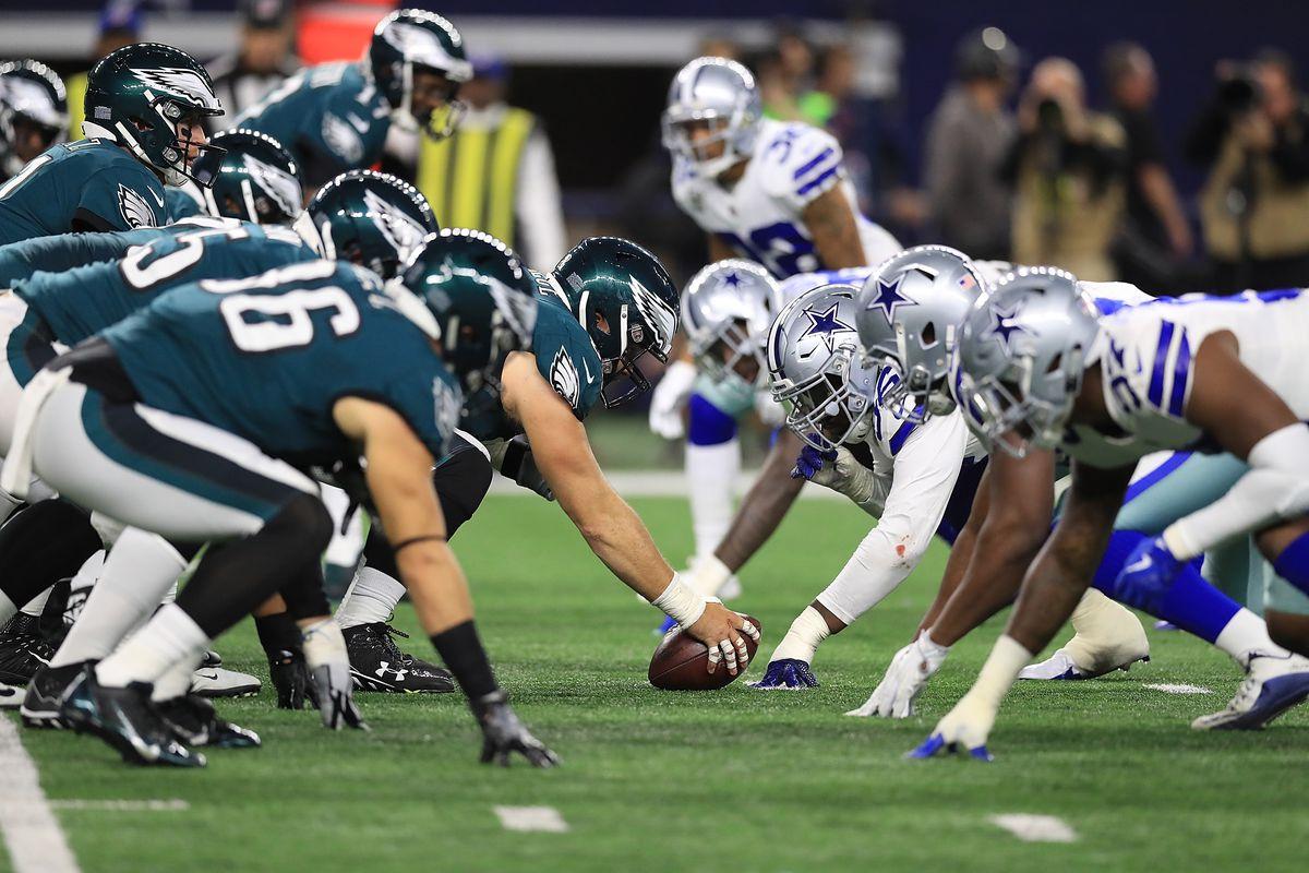 60d6ba64471 Eagles vs. Cowboys 2018  Game Predictions - Bleeding Green Nation