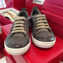 Tennis Shoes, $126