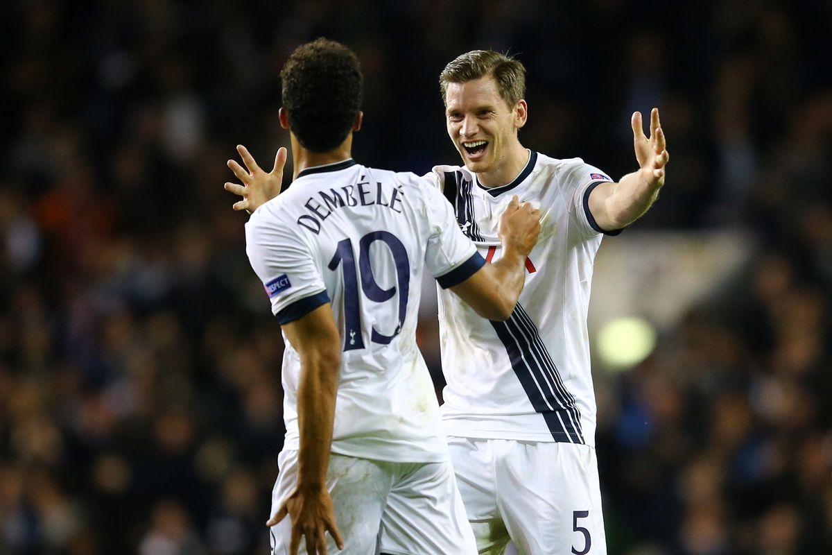 Tottenham Hotspur FC v RSC Anderlecht - UEFA Europa League