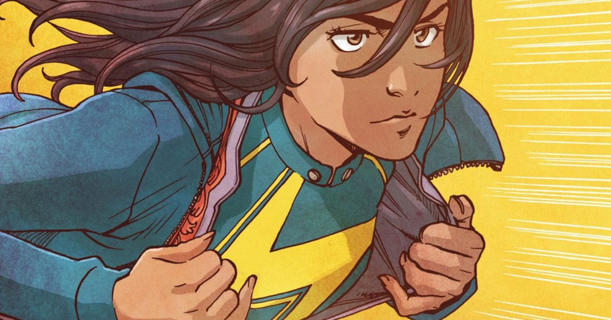 Ms. Marvel Disney Plus show casts newcomer Iman Vellani for the MCU thumbnail