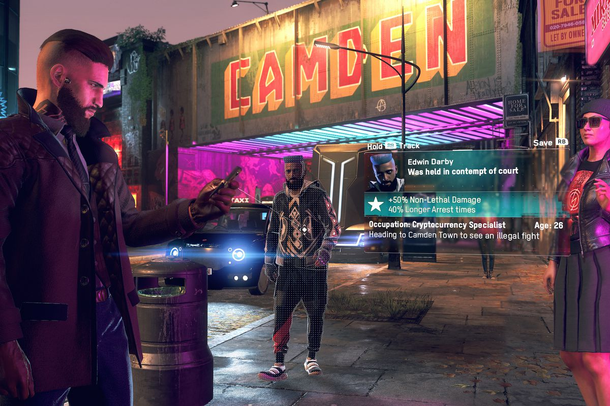 28e7f912b74f3c Watch Dogs Legion hands-on: an ambitious evolution of the series ...