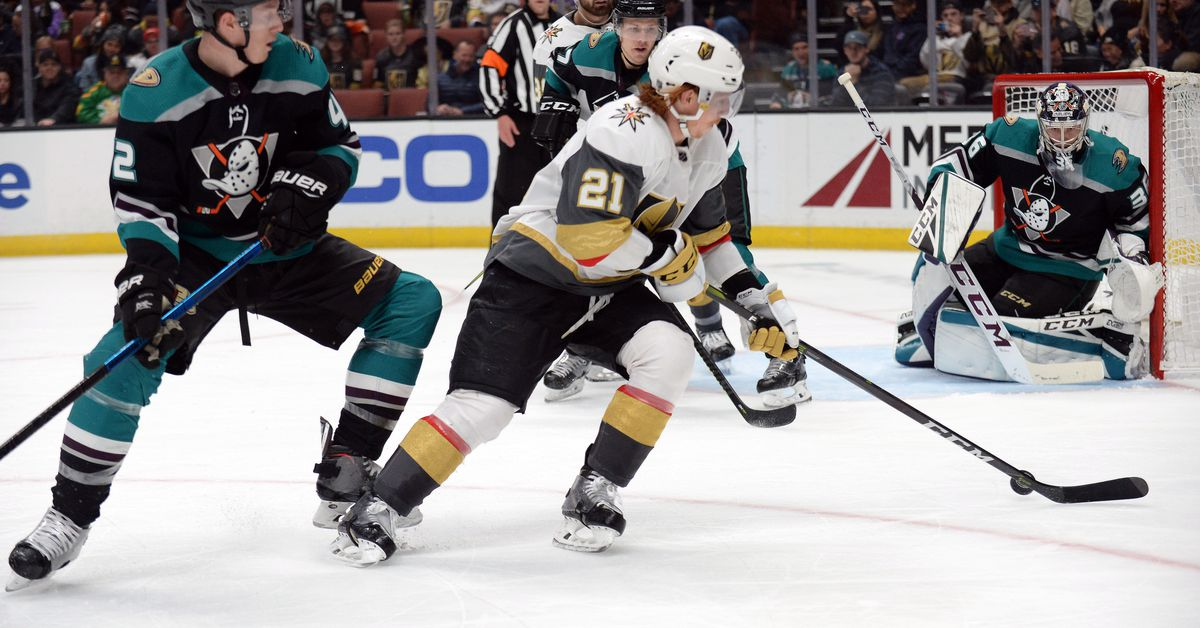 Ducks vs Golden Knights PREVIEW: Twas the Night Before the Deadline