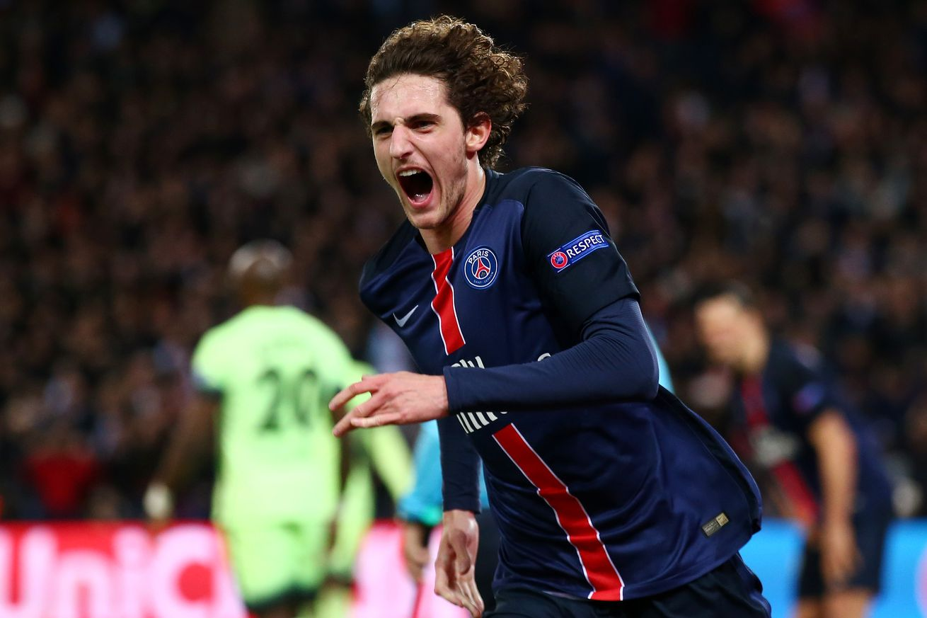 OFFICIALLY OFFICIAL: Juventus sign PSG midfielder Adrien Rabiot