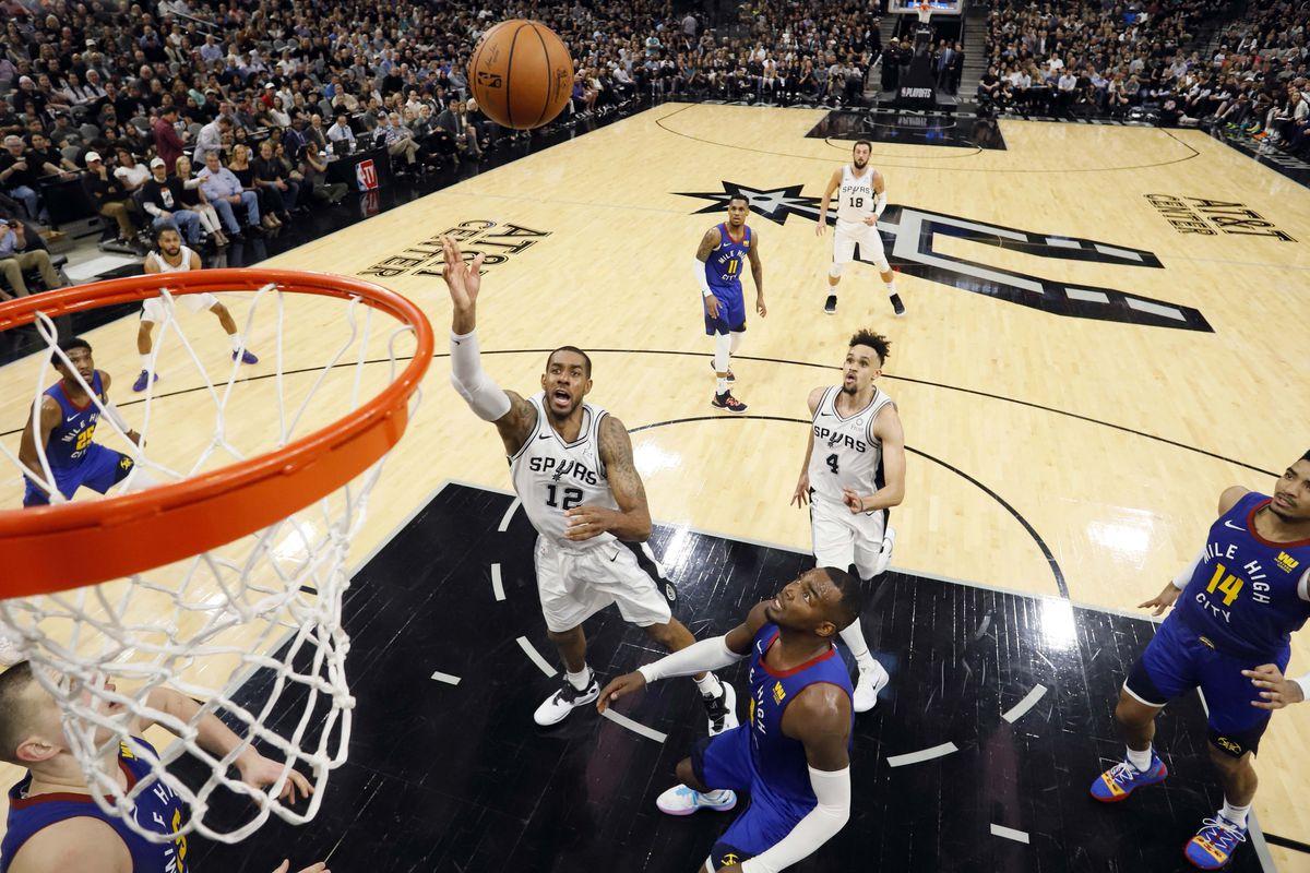 95e8f6c14add Game Preview  Denver Nuggets vs. San Antonio Spurs