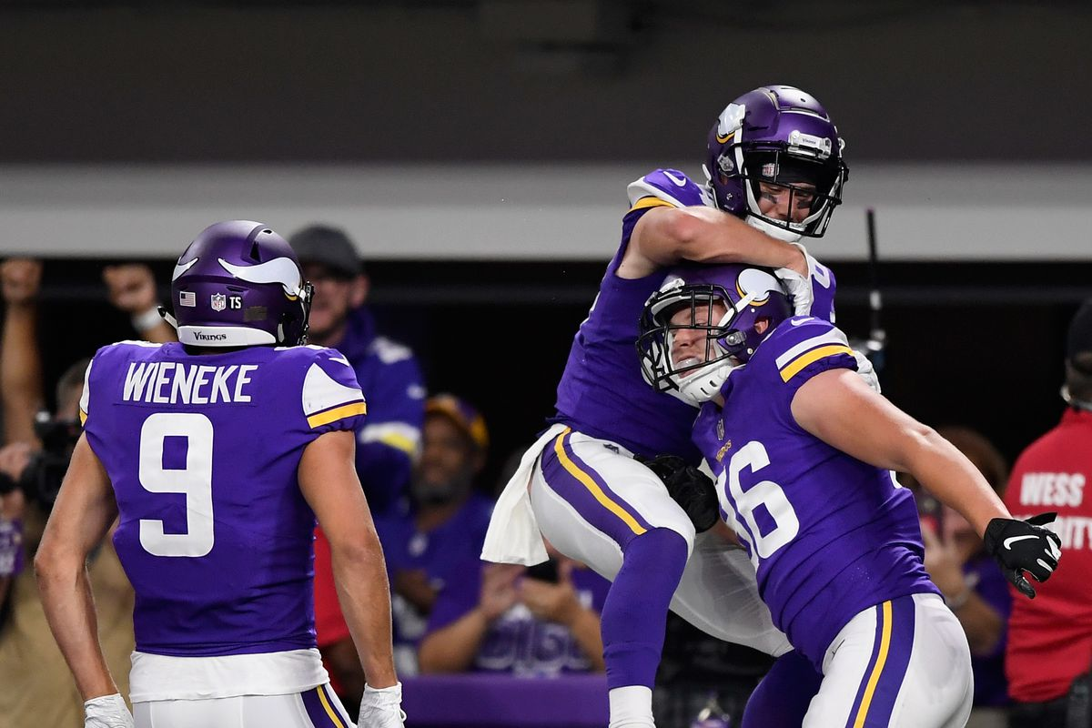 d613ce97 Minnesota Vikings News and Links: April 19th, 2019 - Daily Norseman