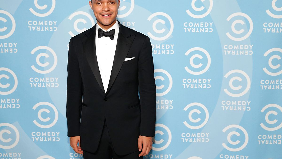 Trevor Noah takes over The Daily Show from Jon Stewart tonight, and there are changes afoot.