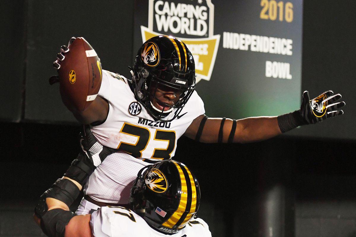 NCAA Football: Missouri at Vanderbilt