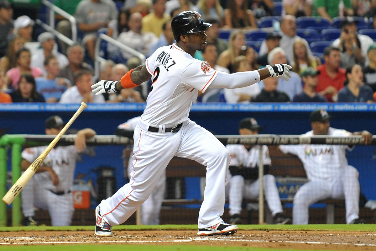 Does the recent trade and the Marlins shopping of Hanley Ramirez mean the team has conceded their offseason plan was a failure?  (Photo by Sarah Glenn/Getty Images)