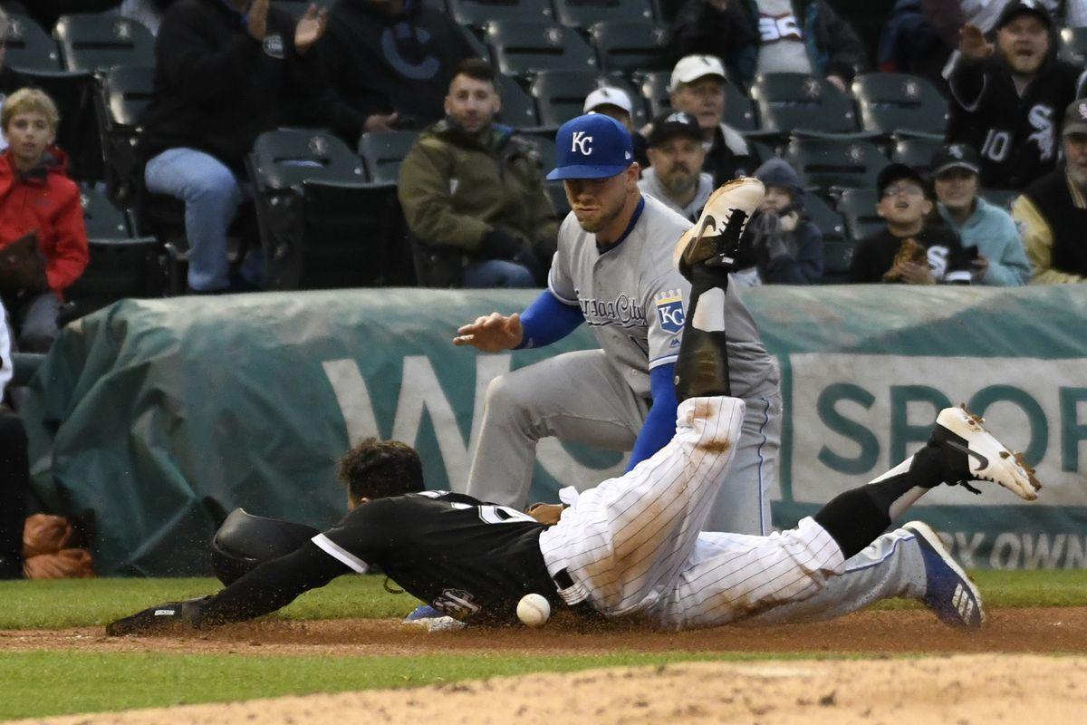 MLB: Game Two-Kansas City Royals at Chicago White Sox
